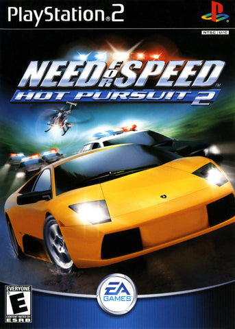 PlayStation 2 Need For Speed Hot Pursuit 2 Used [E]