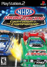 PlayStation 2 NHRA Countdown To the Championship 2007 (Game Disc Only)