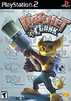 PlayStation 2 Ratchet & Clank (Game Disc Only)