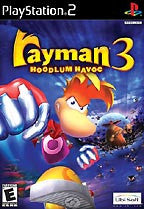 PlayStation 2 Rayman 3 (Game Disc Only)