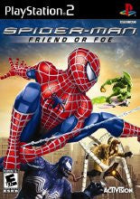 PlayStation 2 Spiderman Friend Or Foe (Game Disc Only)