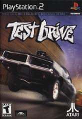 PlayStation 2 Test Drive Used [T]