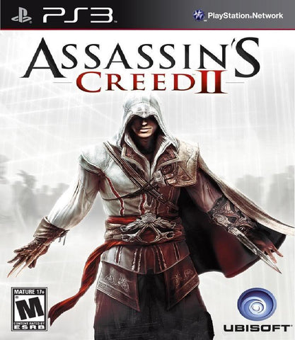 PlayStation 3 Assassins Creed 2 (Game Disc Only) [M]