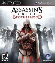 PlayStation 3 Assassins Creed Brotherhood (Game Disc Only)