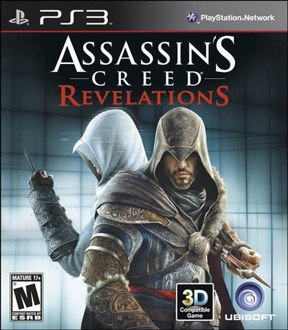 PlayStation 3 Assassins Creed Revelations (Game Disc Only)