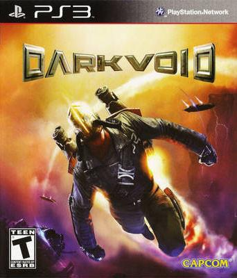 PlayStation 3 Dark Void (Game Disc Only)