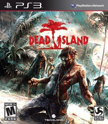 PlayStation 3 Dead Island (Game Disc Only) [M]