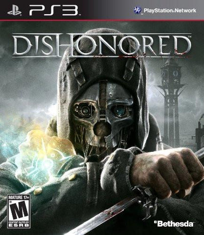 PlayStation 3 Dishonored (Game Disc Only)