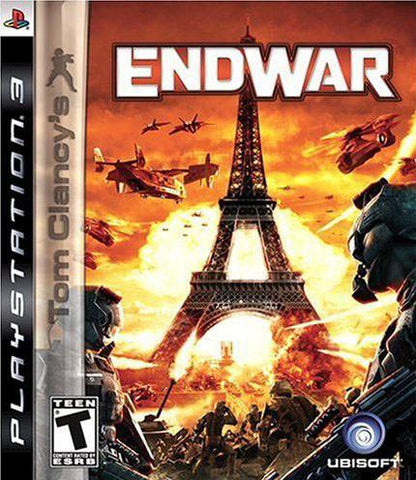 PlayStation 3 EndWar (Game Disc Only) [T]