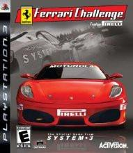 PlayStation 3 Ferrari Challenge Trofeo Pirelli (Game Disc Only) [E]
