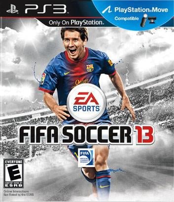 PlayStation 3 FIFA Soccer 13 (Game Disc Only)
