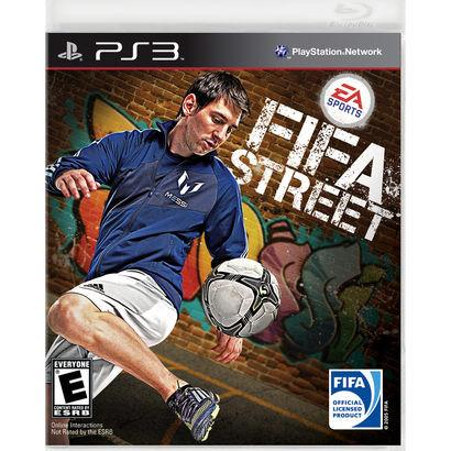 PlayStation 3 FIFA Street (Game Disc Only) [E]