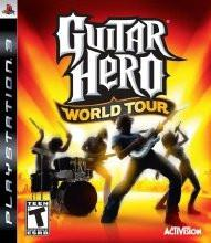 PlayStation 3 Guitar Hero World Tour (Game Disc Only) [T]