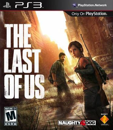PlayStation 3 Last of Us (Game Disc Only)