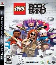 PlayStation 3 LEGO Rock Band (Game Disc Only)