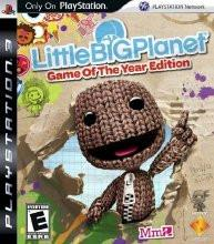 PlayStation 3 Little Big Planet Game of the Year (Game Disc Only) [E]