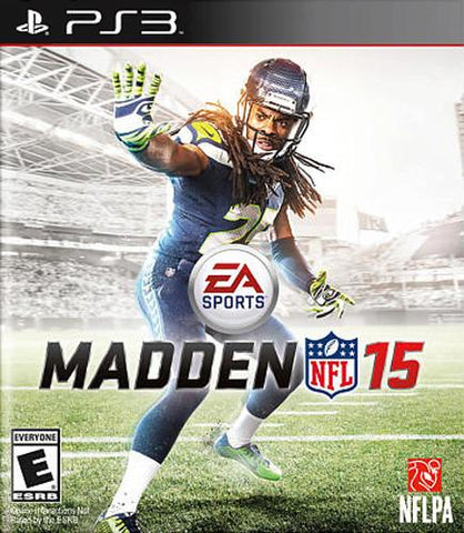 PlayStation 3 Madden NFL 15 (Game Disc Only)