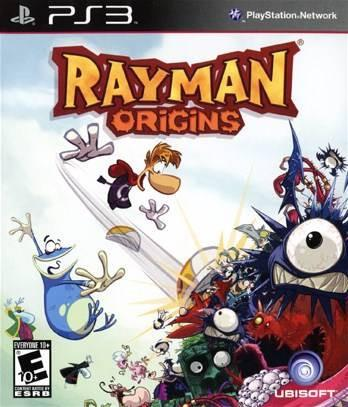 PlayStation 3 Rayman Origins (Game Disc Only)