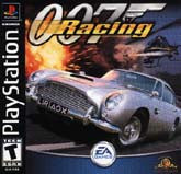 PlayStation 1 007 Racing (Game Disc Only) [T]