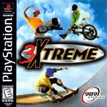 PlayStation 1 3Xtreme (Game Disc Only) [E]