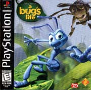 PlayStation 1 A Bug'S Life (Game Disc Only)