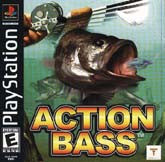 PlayStation 1 Action Bass (Game Disc Only) [E]