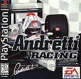PlayStation 1 Andretti Racing (Game Disc Only) [E]
