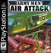 PlayStation 1 Army Men Air Attack (Game Disc Only) [T]
