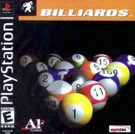 PlayStation 1 Billiards (Game Disc Only) [E]