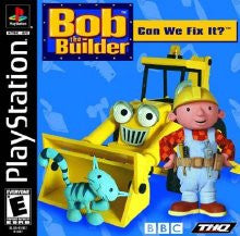 PlayStation 1 Bob the Builder Used [E]