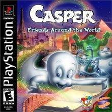 PlayStation 1 Casper Friends (Game Disc Only) [E]