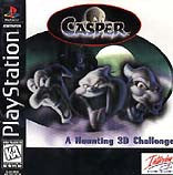 PlayStation 1 Casper (Game Disc Only) [E]