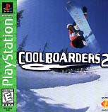 PlayStation 1 Coolboarders 2 (Game Disc Only) [E]