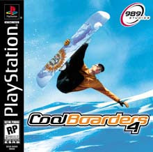 PlayStation 1 Coolboarders 4 (Game Disc Only) [E]