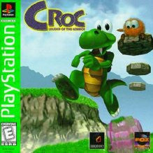 PlayStation 1 Croc Legend of the Gobbos (Game Disc Only)