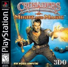 PlayStation 1 Crusaders of Might & Magic (Game Disc Only) [T]