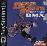 PlayStation 1 Dave Mirra Freestyle BMX (Game Disc Only) [E]