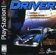 PlayStation 1 Driver (Game Disc Only) [T]