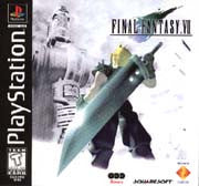 PlayStation 1 Final Fantasy 7 (Game Disc Only) [T]
