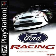 PlayStation 1 Ford Racing Used [E]
