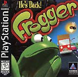 PlayStation Frogger (Game Disc Only)