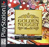 PlayStation 1 Golden Nugget Used [T]