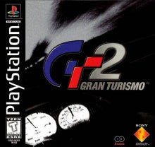 PlayStation 1 Gran Turismo 2 (Game Disc Only) [E]