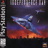 PlayStation 1 Independence Day (Game Disc Only)