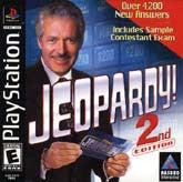 PlayStation 1 Jeopardy 2nd Edition Used [E]