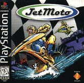 PlayStation 1 Jet Moto (Game Disc Only) [E]