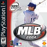 PlayStation 1 MLB 2004 (Game Disc Only)