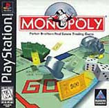 PlayStation 1 Monopoly (Game Disc Only) [E]