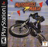 PlayStation 1 Motocross Mania (Game Disc Only) [E]