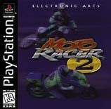 PlayStation 1 Moto Racer 2 (Game Disc Only) [M]